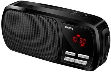 Беспроводной динамик Sven PS-50 Black, 3 Вт