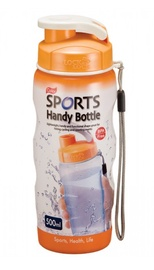 Lock & Lock HPP727 Color Sports Bottle 500ml Orange