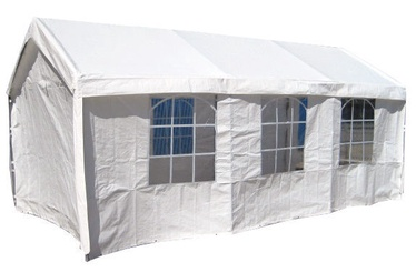 Home4you Party Tent 3x6m White