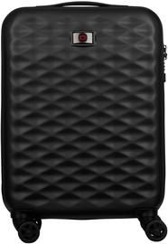 Kohver Wenger Lumen Hardside Black, 32 l, 200x400x550 mm