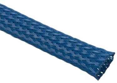 Techflex Flexo PET Sleeve 9mm Blue 1m