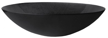 Dekor Cam Bowl D25cm Dark Grey