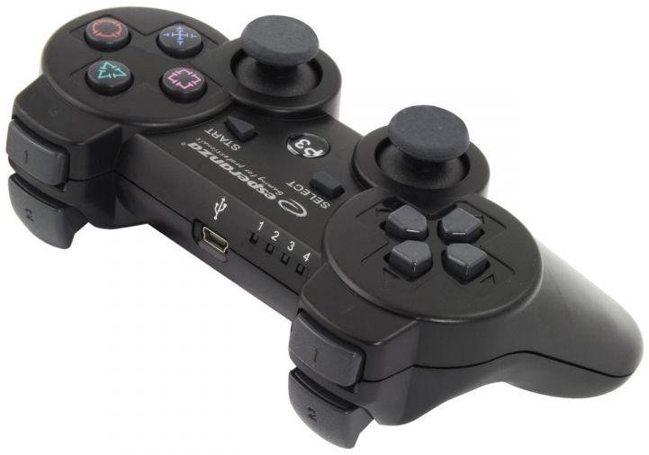 Esperanza Marine Bluetooth Gamepad Black