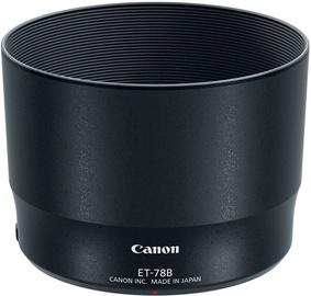 Canon Lens Hood ET-78B Black