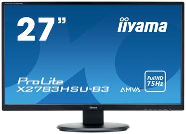 Монитор Iiyama X2783HSU-B3, 27″, 4 ms