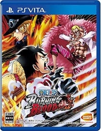 One Piece: Burning Blood PSV
