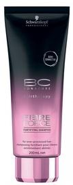 Schwarzkopf BC Bonacure Fibre Force Fortifying Shampoo 200ml