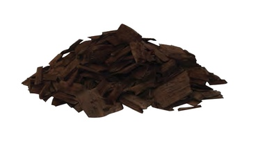 Aggregare Pine Mulch 10-50mm Black 50L