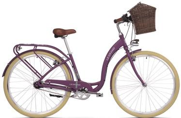 """Jalgratas Legrand Lille 5 M Violet Grey, 28"""""""