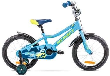 Laste jalgratas Romet Tom 16 9'' Blue/Green 2021