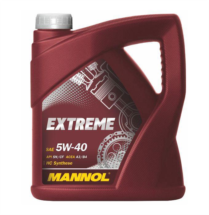 Mootoriõli Mannol Extreme 5W/40 5L