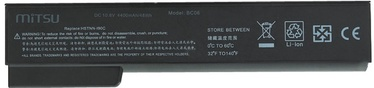 Mitsu Battery For HP EliteBook 8460p/8460w 4400mAh