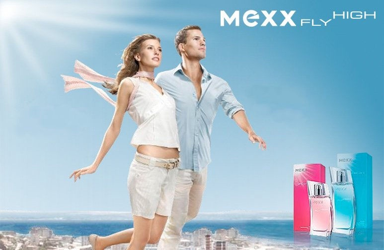 Mexx Fly High Woman 40ml EDT