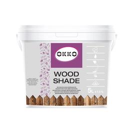 Puidukaitse wood shade 5l valge Okko