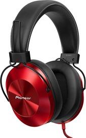 Pioneer SE-MS5T-R Headphones w/Mic Red