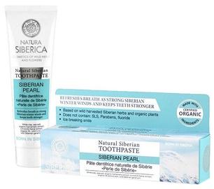 Natura Siberica Natural Siberian Toothpaste 100g Siberian Pearl