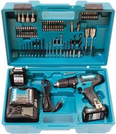 Makita HP333DSAX1 Cordless Hammer Drill 12V Set