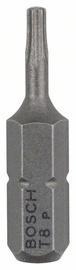 Kruvikeeraja otsikud Bosch Extra Hard T8, 25 mm, 3 tk