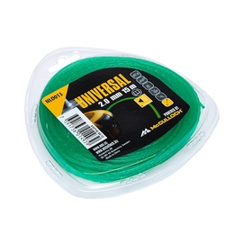 McCulloch Low Noise Cutting Rope 2mm 15m