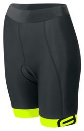 Force Kid Shorts Black/Yellow 140-153cm