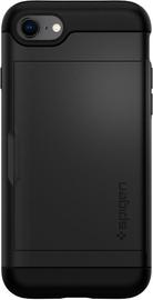 Spigen Slim Armor CS Wallet Back Case For Apple iPhone 7/8 Black