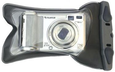 Aquapac Mini Camera Case Gray