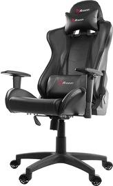 Игровое кресло Arozzi Mezzo V2 Black