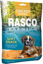 Rasco Dog Premium Snacks Chicken Rounds 230g