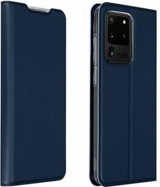 Dux Ducis Premium Magnet Case For Samsung Galaxy S20 Ultra Blue