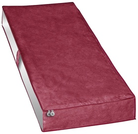 Ordinett Clothes Box 107x50x15cm Bordeaux