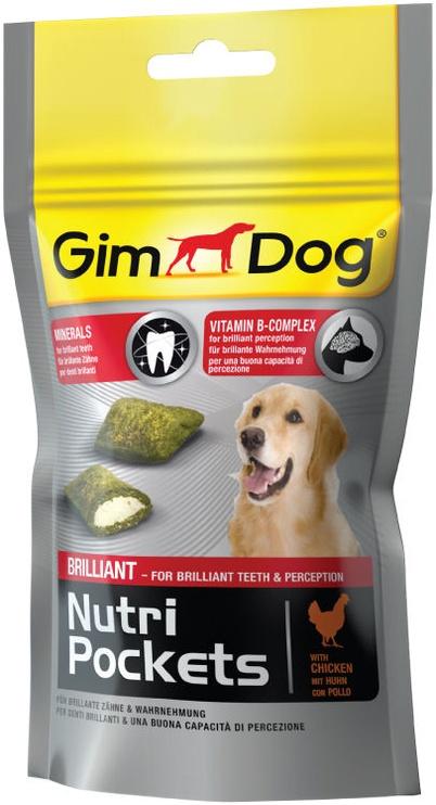 Gimborn Nutri Pockets Brilliant 45g