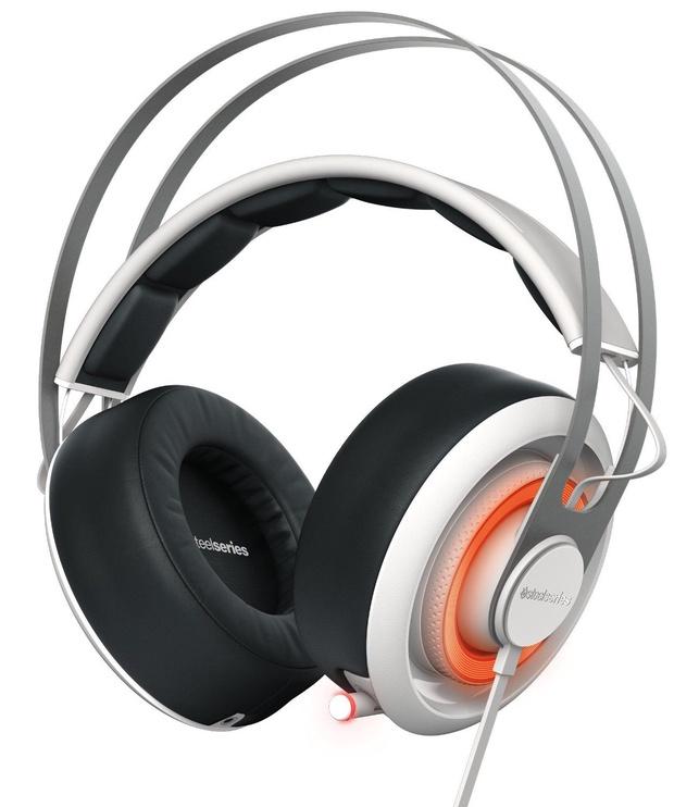 Mänguri kõrvaklapid Steelseries Siberia 650 White