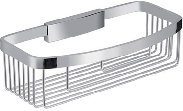 Gedy Barbados Shower Basket Chrome