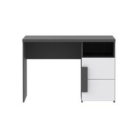 Письменный стол Forte LBLT21-J66 White/Grey