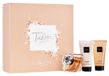 Lancome Tresor 50ml EDP + 50ml Shower Gel + 50ml Body Lotion Limited Edition