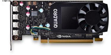 Videokaart PNY Quadro P620 VCQP620DVIV2-PB 2 GB GDDR5 Must