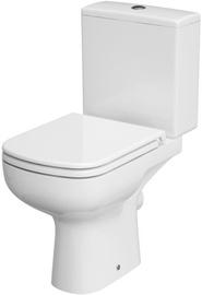 WC-pott Cersanit Colour 575 Clean On, kaanega, 360x645 mm