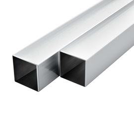 Aluminium Square Pipe 200cm 2m
