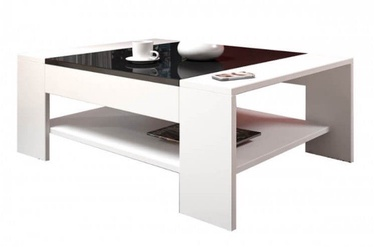 Idzczak Meble Twister Coffee Table White Black