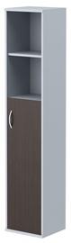 Skyland Imago Office Cabinet SU-1.6 Right Wenge Magic/Metallic