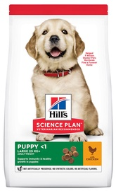 Hill's Science Plan Large Breed Puppy Food w/ Chicken 2.5kg