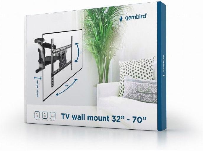 """Gembird WM-70RT-01 TV Wall Mount 32-70"""""""