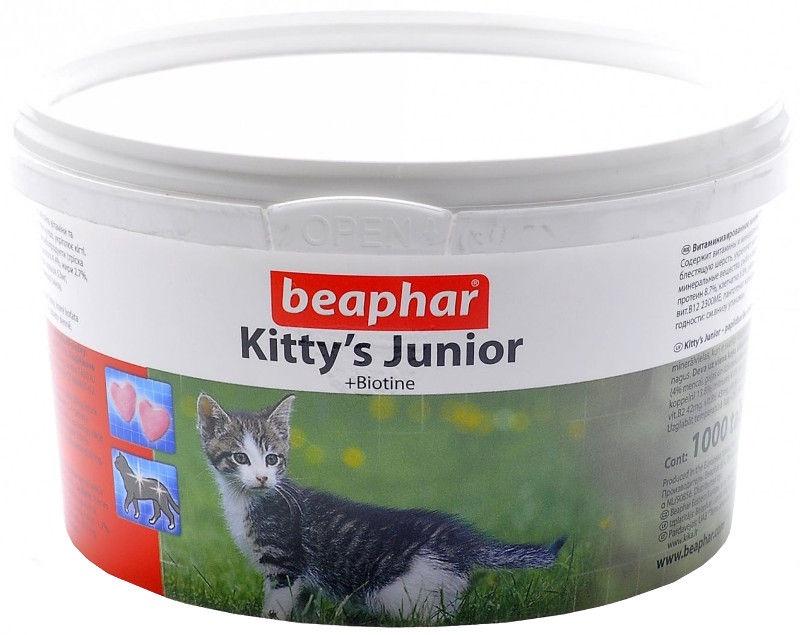Beaphar Kittys Junior 1000pcs