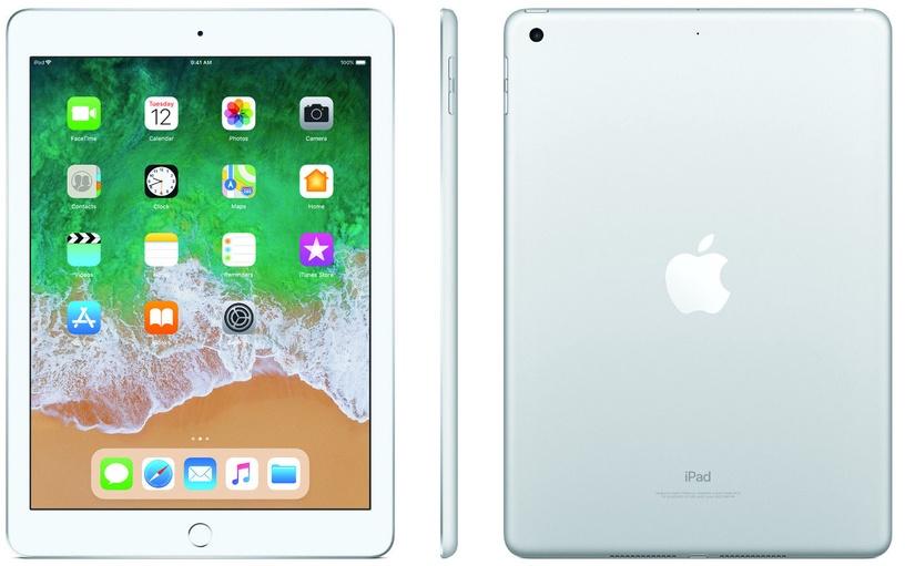 Apple iPad 6th Gen 9.7 Wi-Fi 128GB Silver
