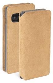 Krusell Broby Slim Wallet Case For Samsung Galaxy S10 Plus Brown
