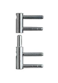 Vagner SDH WL-212/909T Adjustable Door Hinge 14x82mm Silver