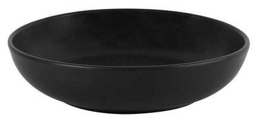 Porland Seasons Shallow Bowl D17cm Black