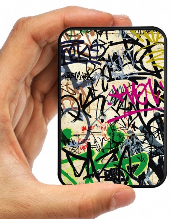 Smartoools Graffiti Power Bank 3300mAh