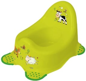 Keeeper Baby Steady Potty Funny Farm Green Meadow