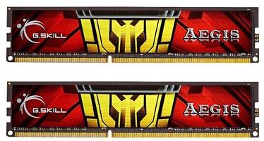 Operatiivmälu (RAM) G.SKILL Aegis F3-1333C9D-8GIS DDR3 8 GB